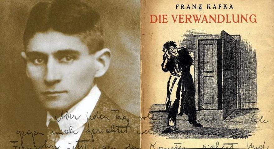 Franz Kafka - Le metamorfosi (incipit)