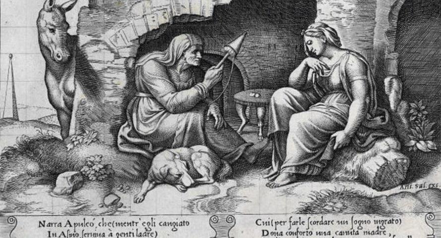 Apuleio - La Fortuna è cieca