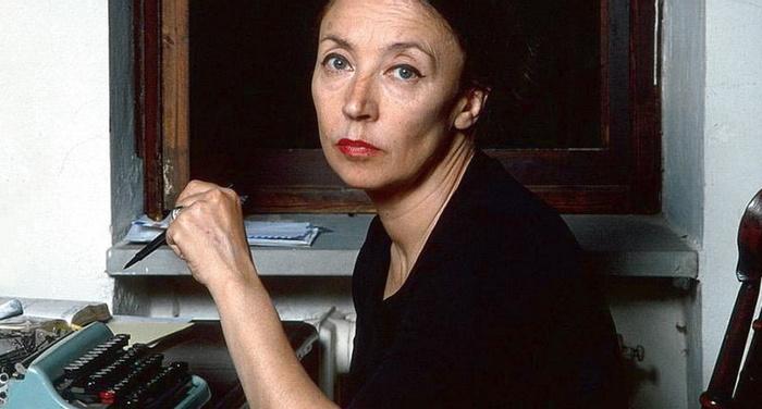 Oriana Fallaci - Le verità assolute degli intellettuali