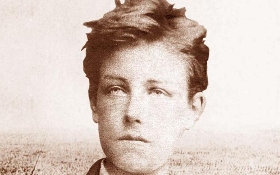 Arthur Rimbaud - Il ballo degli impiccati