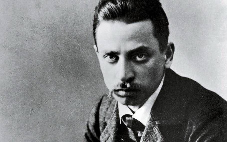 Rainer Maria Rilke - Der Panther (La Pantera)