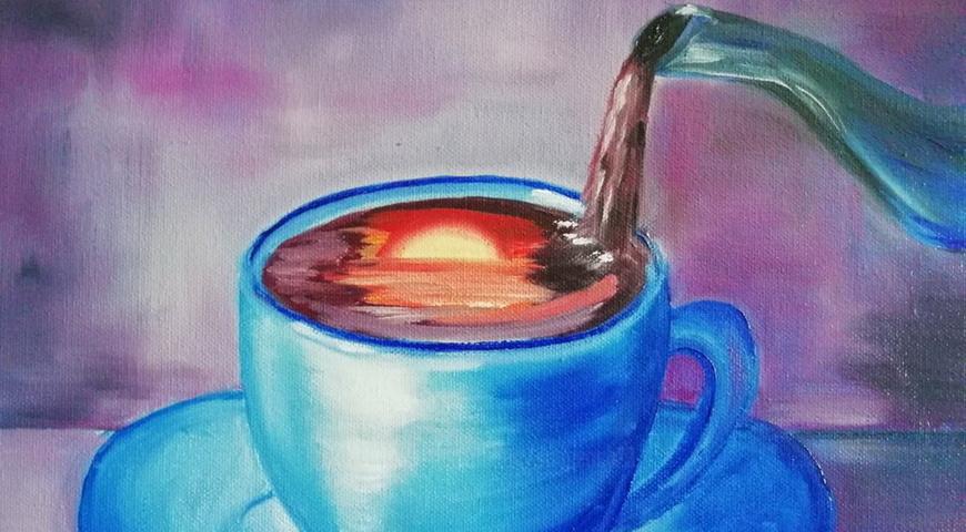 Emily Dickinson - Portami il tramonto in una tazza