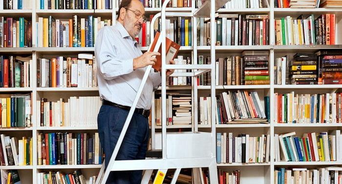 Umberto Eco - Come giustificare una biblioteca privata