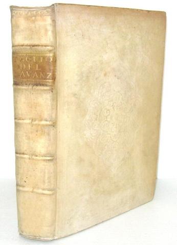Tacito - Opere con la traduzione in volgar fiorentino di Bernardo Davanzati - 1677 (bella legatura)
