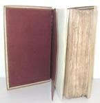Un capolavoro settecentesco: Vico - Principj di scienza nuova - 1744 (terza e definitiva edizione)