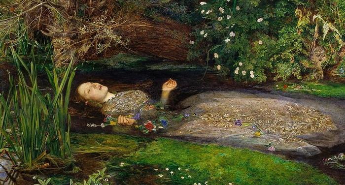 Arthur Rimbaud - Ofelia