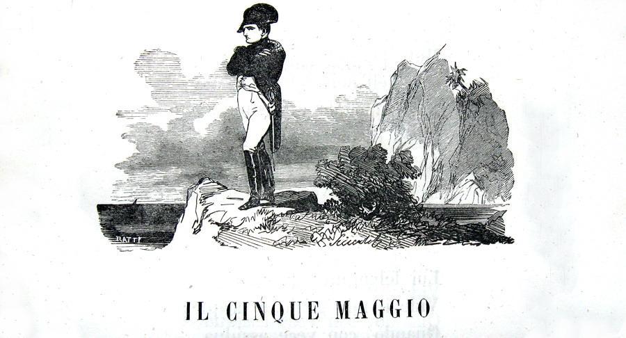 Alessandro Manzoni - Il Cinque Maggio