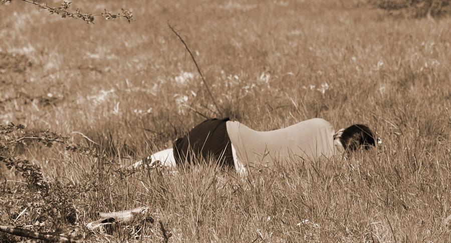 Arthur Rimbaud - Il dormiente nella valle