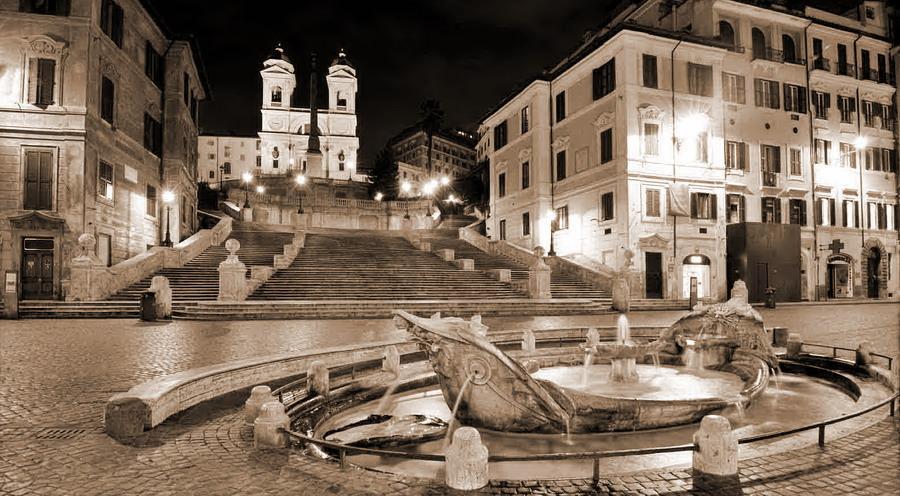Cesare Pavese - Passerò per Piazza di Spagna