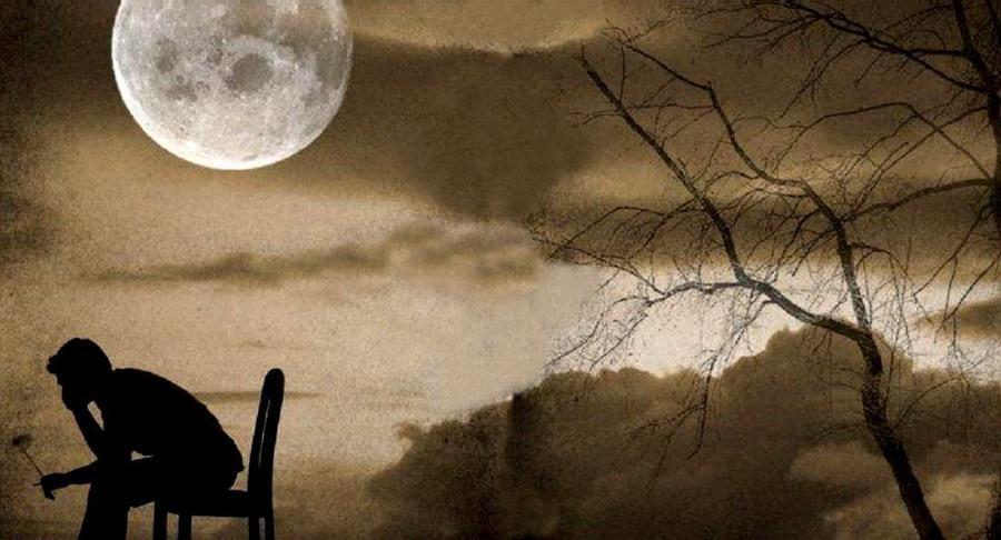 Charles Baudelaire - Tristezze della luna (Tristesses de la lune)