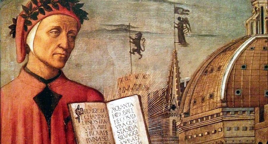 Dante Alighieri - Guido, i' vorrei che tu e Lapo ed io
