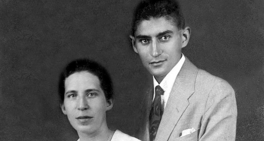 Franz Kafka - La lettera d'amore di Franz Kafka a Felice Bauer (Maggio 1913)