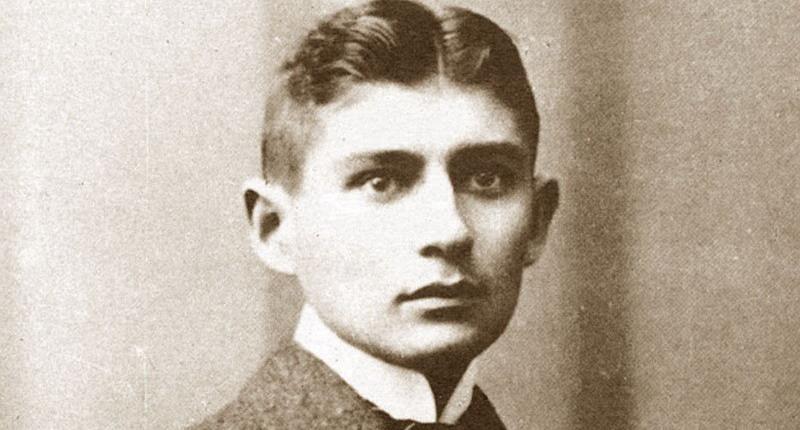 Franz Kafka - Un libro deve essere un'ascia per rompere il mare di ghiaccio che è dentro di noi