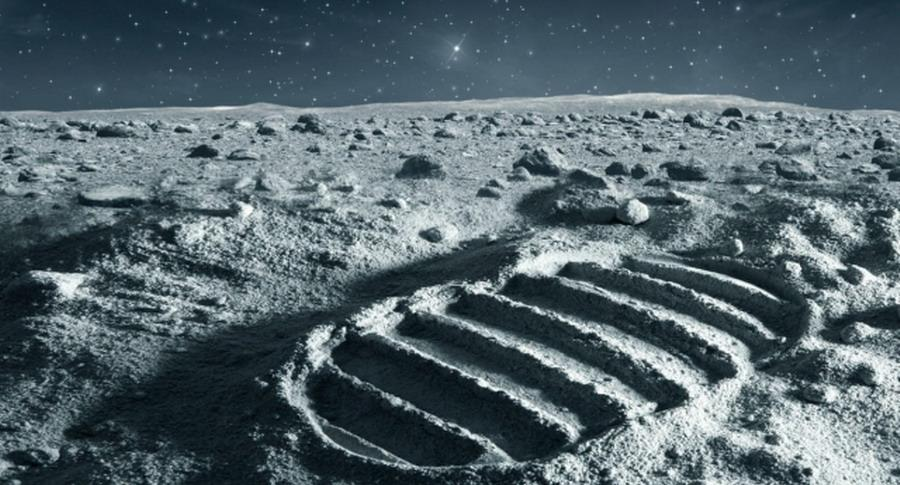 Gianni Rodari - Sulla luna