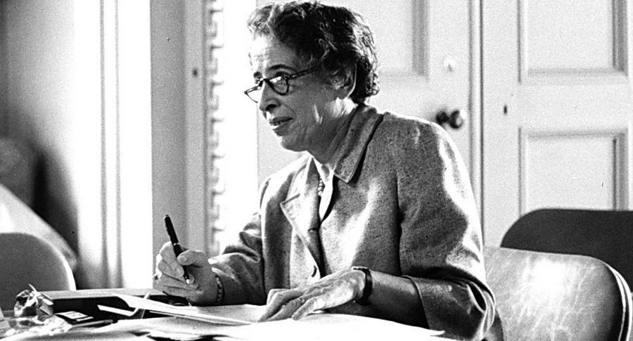 Hannah Arendt - Sull'educazione
