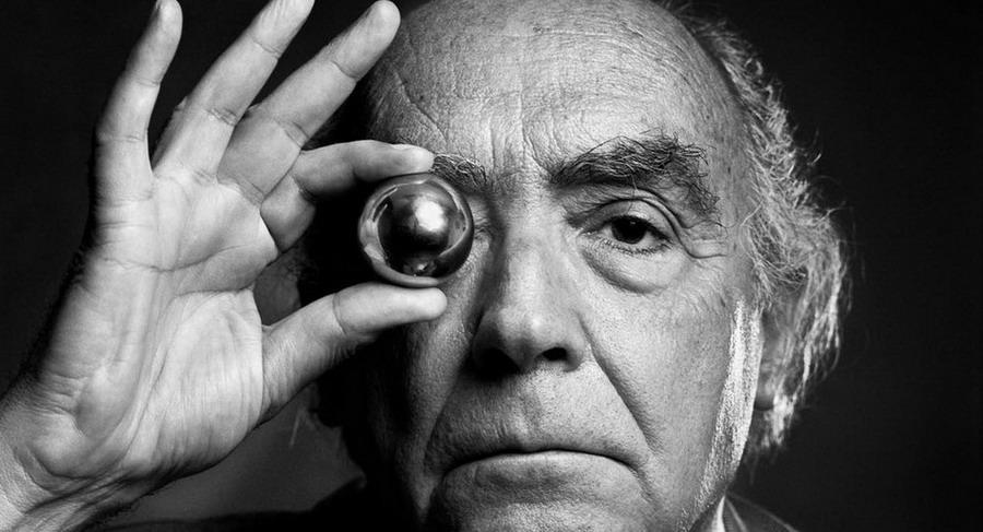José Saramago - Il viaggio non finisce mai