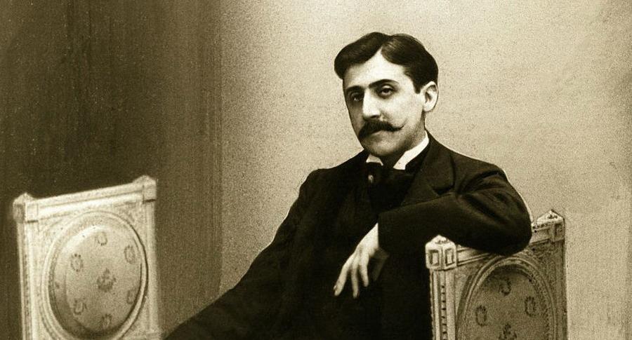 Marcel Proust - La menzogna è lo strumento di conservazione più usato