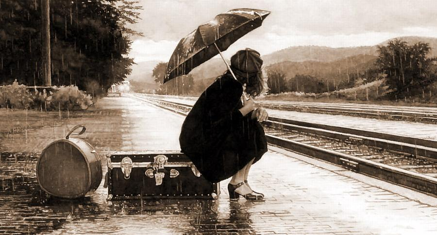 Octavio Paz - Ascoltami come chi ascolta piovere
