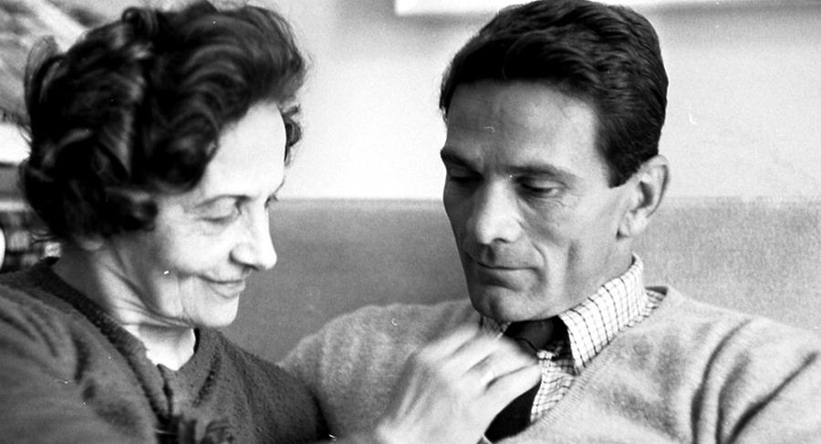 Pier Paolo Pasolini - Supplica a mia madre