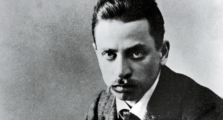 Rainer Maria Rilke - Canto d'amore