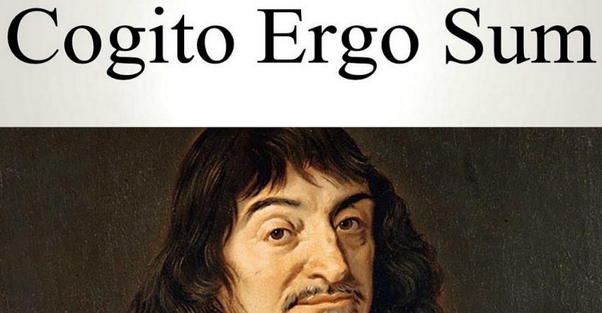 René Descartes - Cogito ergo sum