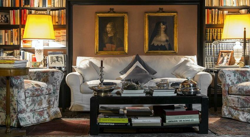 Seneca - Non giustifico la biblioteca intesa come ornamento per abbellire le pareti