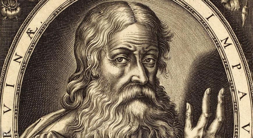 Seneca - Sbaglia chi vive seguendo l'esempio altrui