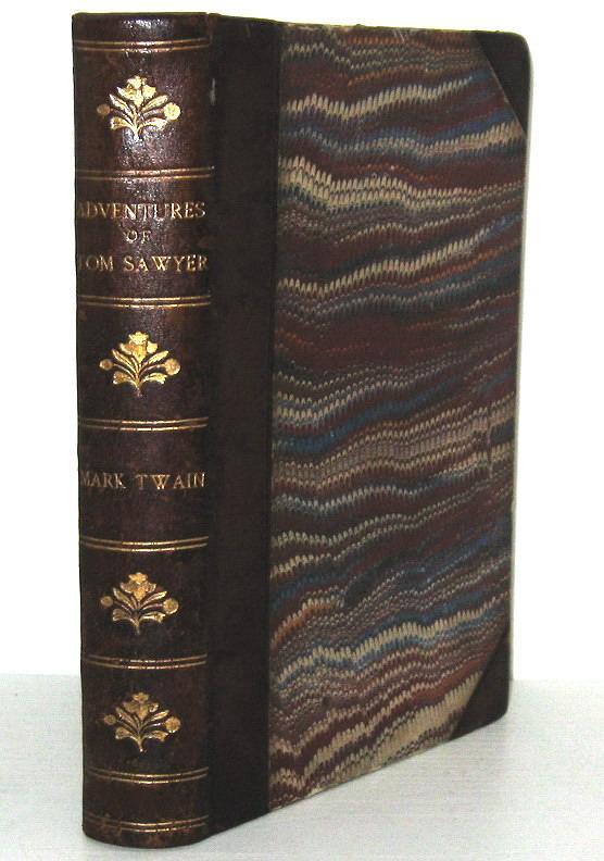 Un classico americano: Mark Twain - The Adventures of Tom Sawyer - 1885 (disegni di True Williams)