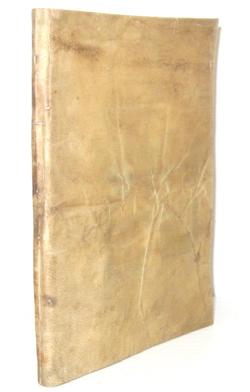 Rarità bibliografica torinese: Gaspare Cecchinelli - Lettera del duello - 1642 (prima edizione)