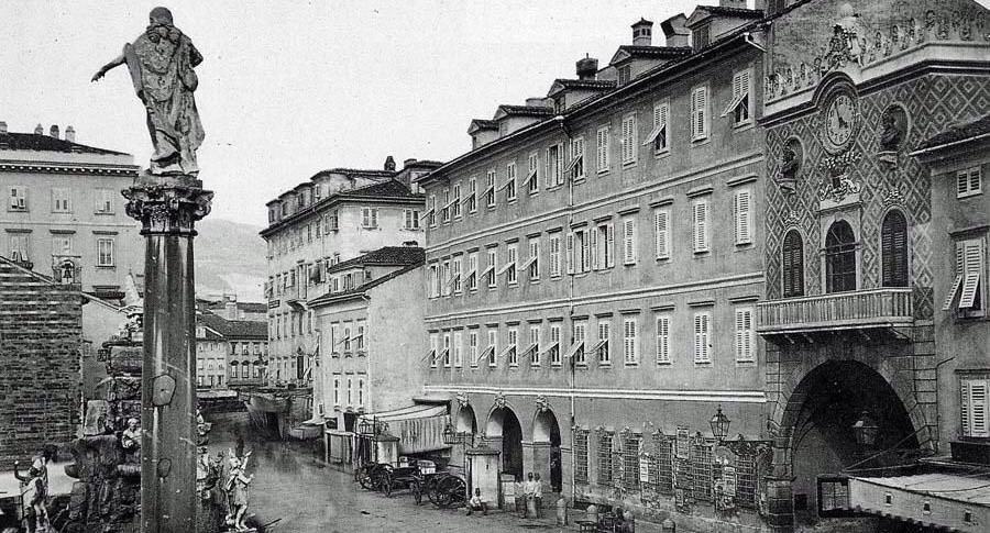 Umberto Saba - Città vecchia