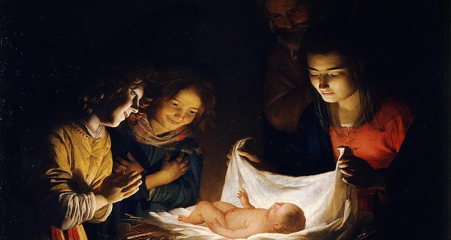 Umberto Saba - A Gesù bambino