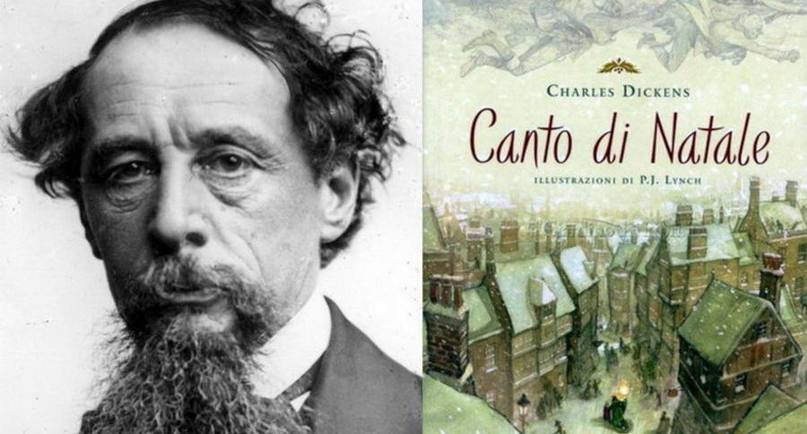 Charles Dickens - Canto di Natale (incipit)