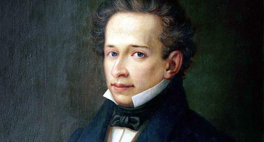 Giacomo Leopardi - Il primo amore