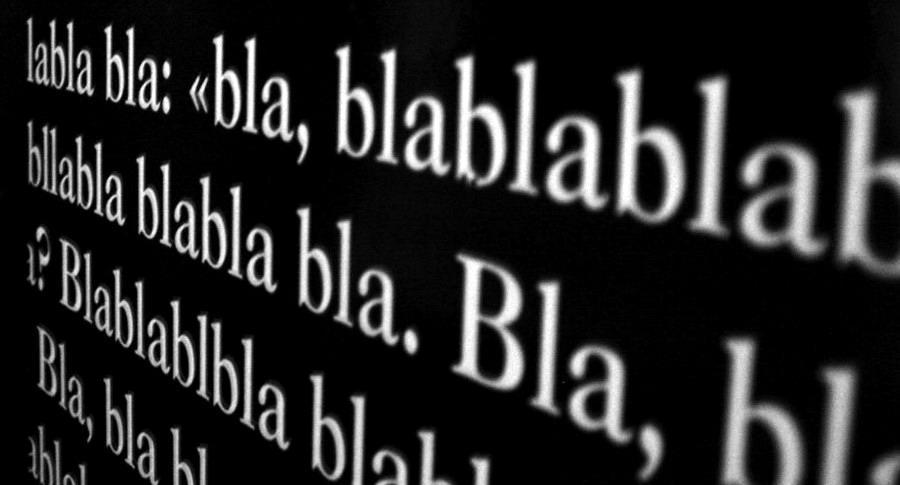 Kahlil Gibran - Mi annoiano i parolai e la loro parlantina