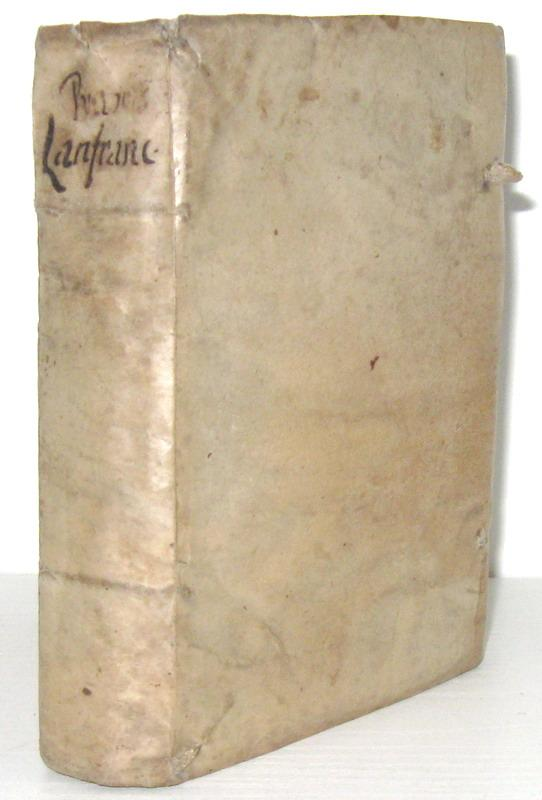 Diritto processuale comune: Lanfranco da Oriano - Praxis iudiciaria - Venetiis 1565