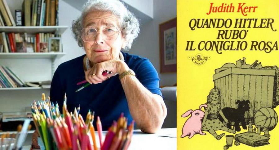 Judith Kerr - Quando Hitler rubò il coniglio rosa (incipit)