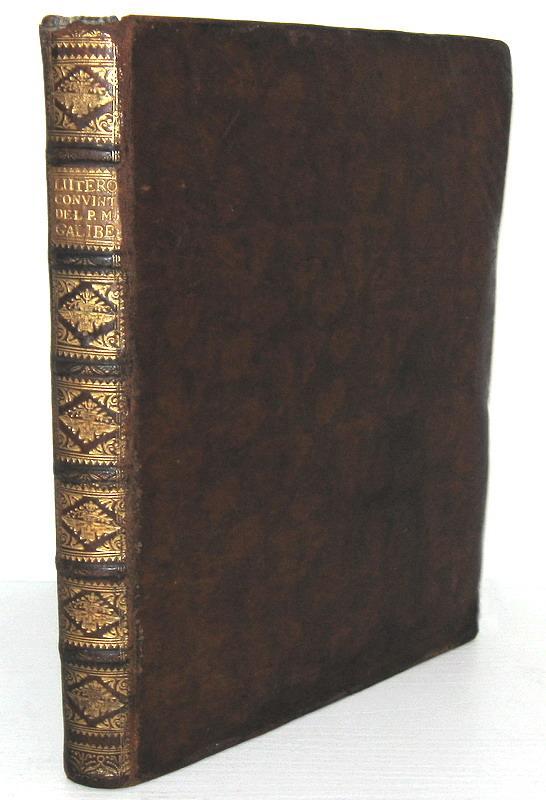 Eresia luterana e Controriforma: Casimiro Galiberti - Lutero convinto. Opera di controversia - 1739