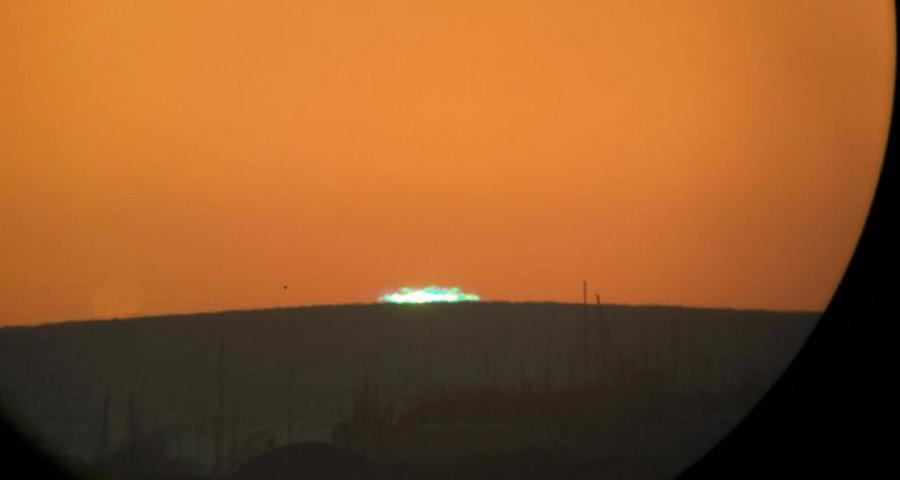 Jules Verne - Il raggio verde