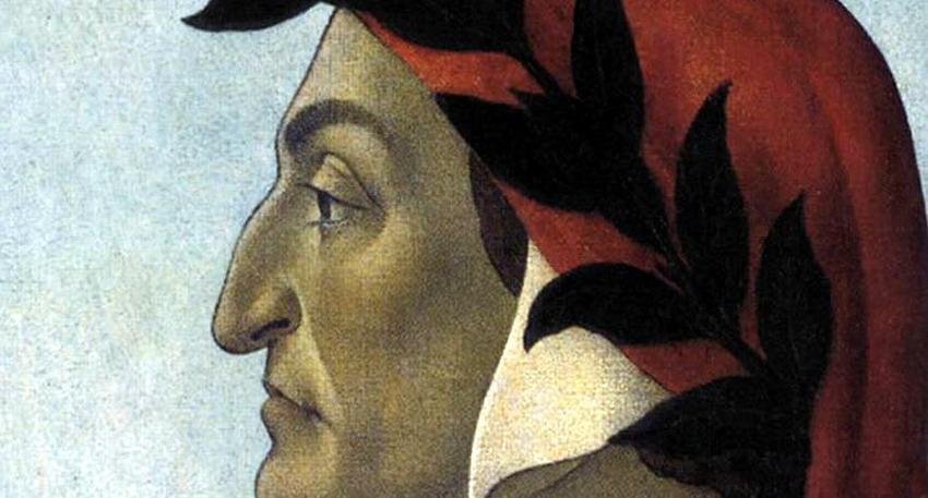 Dante Alighieri - Perché ti vedi giovinetta e bella
