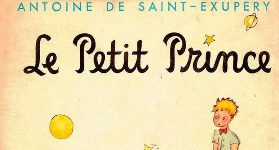 Antoine de Saint-Exupéry - Il Piccolo Principe (incipit)