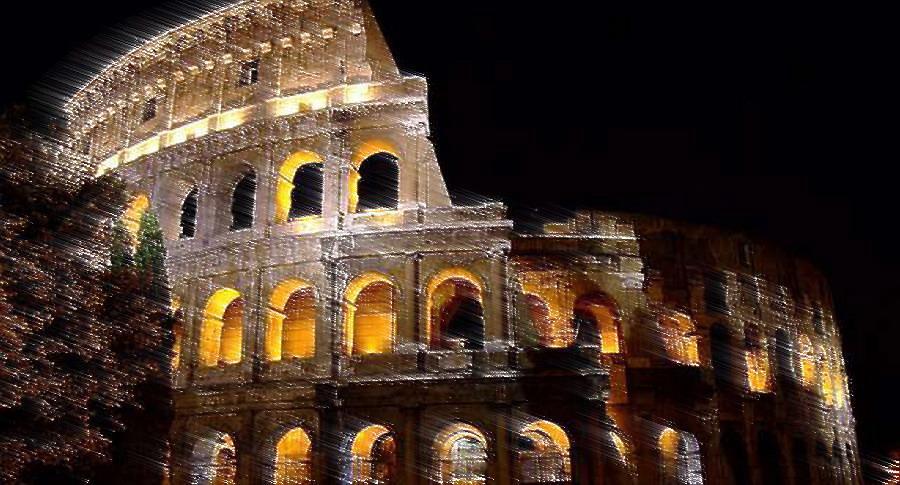 Johann Wolfgang Goethe - La meraviglia del Colosseo