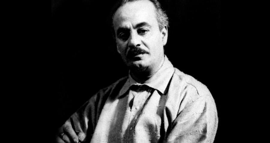 Kahlil Gibran - Il moribondo e l'avvoltoio