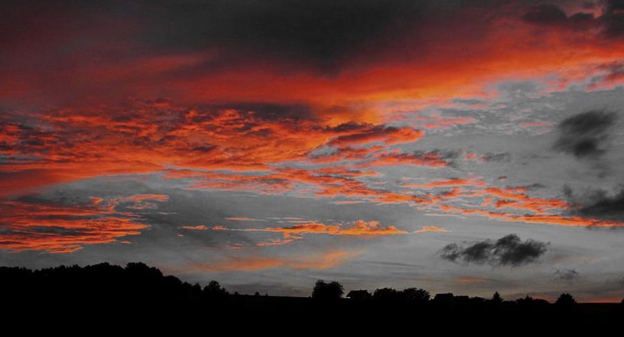 Fernando Pessoa - Il tramonto