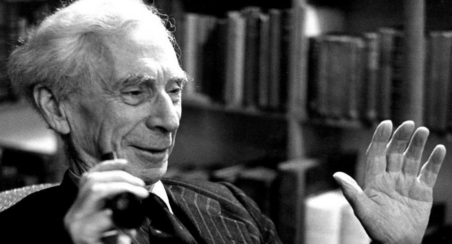 Bertrand Russell - La presenza costante di estranei ci affatica