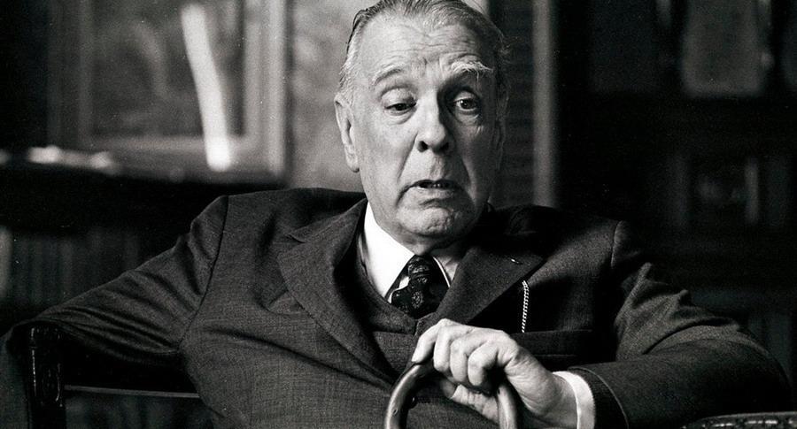 Jorge Luis Borges - Commiato