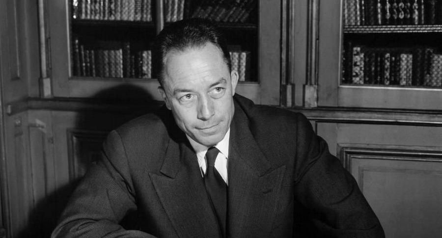 Albert Camus - Se oggi la peste vi guarda