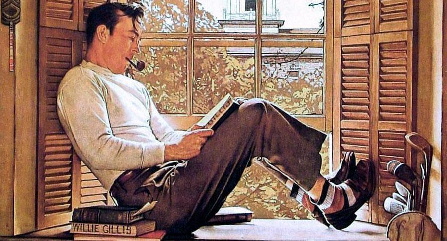 Fernando Pessoa - Vivere una vita nella serenità delle idee