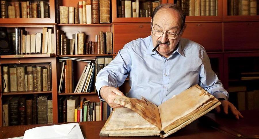 Umberto Eco - Ci sono due tipi di libro