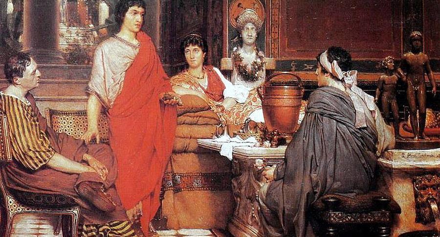 Gaio Valerio Catullo - Mi chiedi, Lesbia, quanti tuoi baci ...