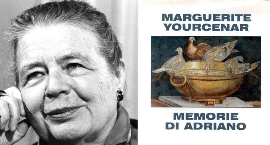 Marguerite Yourcenar - Memorie di Adriano (incipit)